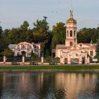 Храм Воздвижения Креста Господня (Алтуфьево, Москва) :: Yury Mironov