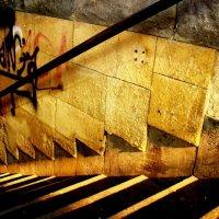 Ступени подземного перехода! :: Евгений  Второй