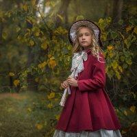 Девочка и осень :: Виктор Седов