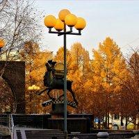 Осенние фонари :: Василий