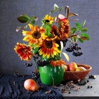 Краски осени :: Наталья Казанцева