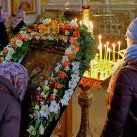 Станем пред Царицею Небесною... :: Геннадий Александрович