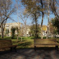 В парке :: Марина Белоусова