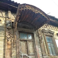 Рязань. Старый дом. :: Yulia Raspopova