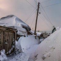 Снег :: SanSan