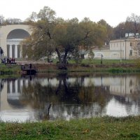 Верхний Кузьминский пруд. :: ТаБу