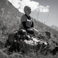 Восхождение на Эльбрус с Востока :: Елена Сазонтова
