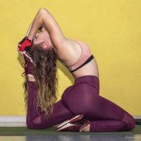 Гимнастическое упражнение :: Геннадий Б