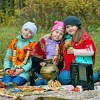 Завтрак на траве :: Дмитрий Конев