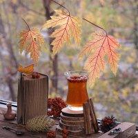 Осеннее чаепитие :: Irene Irene