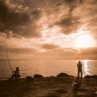 Рыбалка :: Pavel Bamboleo