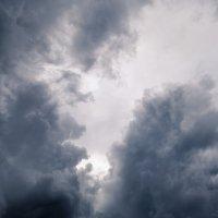 В небе. :: Alexandr Gunin