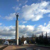 Площадь Победы в городе Калуга :: Алексей Кошелев