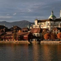 Solothurn, St.Ursen Kathedrale :: Elena Wymann