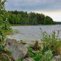На Чусовском озере. :: Пётр Сесекин