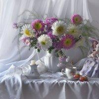 ...и осень в бархатном портрете... :: Валентина Колова