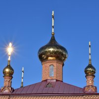 Золотые купола :: Елена Пивоварова