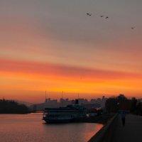 Осень, вечер :: Ларико Ильющенко