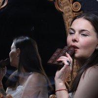 Горький шоколад.. :: Татьяна Осекина