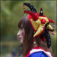 Грустный клоун :: Александр Тарноградский