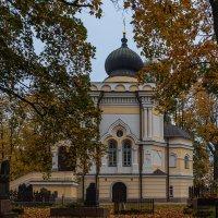 Никольская церковь, Александро-Невска лавра :: navalon M