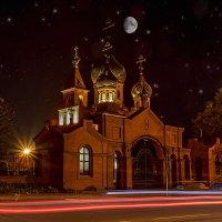 Ночь :: Александр Посошенко