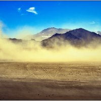 Песчаная буря :: Владимир Глазков