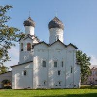 Спасо-Преображенский монастырь в Старой Руссе :: El Кондукова