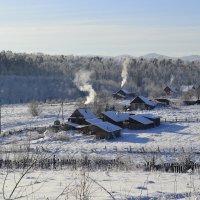 Зима :: Дмитрий Сычевский