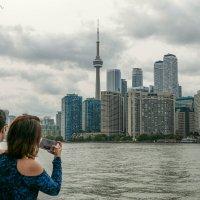 Вид на центр Торонто :: Юрий Поляков