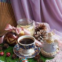 Новогодняя открытка (7) :: Ольга Бекетова
