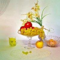 Яблочно-виноградный :: Наталия Лыкова