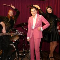 Кристина Jackson & группа RAMPA Кемерово :: MoskalenkoYP .