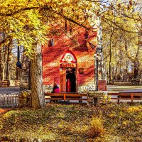 Осень. :: Евгений Мокин