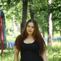 На прогулке :: Надежда Журавкова