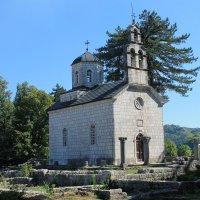 Черногория,2020г. Цетиньский монастырь Рождества Богородицы :: tina kulikowa