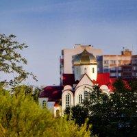 городская церковь :: Вадим Кузнецов