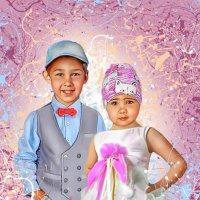 Детский портрет :: Светлана Кузнецова