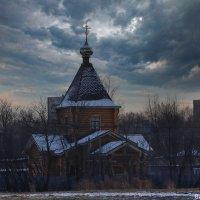 """Храм иконы Божией Матери """"Умиление"""" на Гжатской :: Laryan1"""
