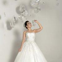 Фотосъемка свадебных платьев :: Денис Финягин