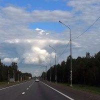 Облака. :: Любитель