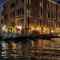 Венеция. Вечер 04.02.2020. :: Надежда Лаптева