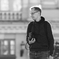 Прогулка со старой камерой :: Владимир _