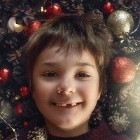 -Мама, дорисуй мне зуб! :: Юлия Гаценко