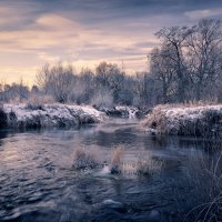 Накануне ледостава ... :: Roman Lunin