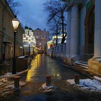Москва предновогодняя :: Андрей Лукьянов
