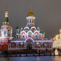 Казанский собор вечером :: Александр Орлов