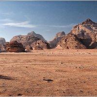 Пустыня Вади Рам. Иордания :: Lmark