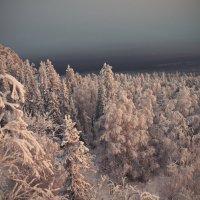Черная скала, нац. парк Таганай. :: Galina Serebrennikova