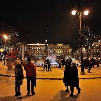 Предновогодний Петербург... #4 :: Андрей Вестмит